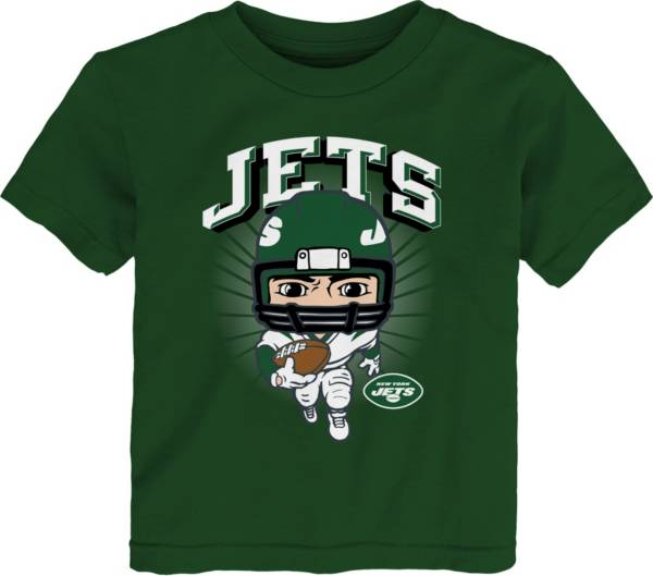 NFL Team Apparel Toddler New York Jets Green Player T-Shirt product image