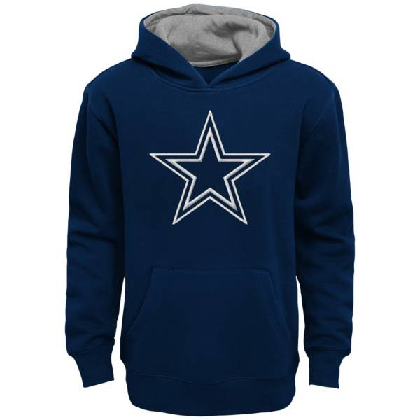 Dallas Cowboys Youth Prime Navy Pullover Hoodie product image