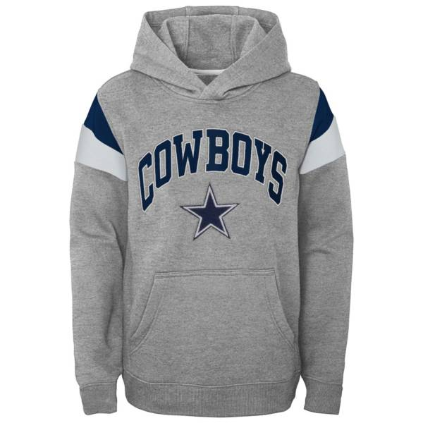 Dallas Cowboys Youth Retro Color Block Hoodie product image
