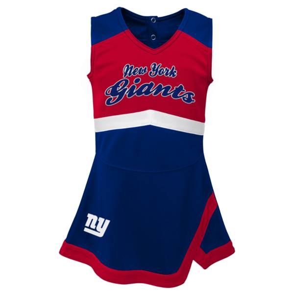 Gen2 Infant Toddler New York Giants Cheer Dress product image
