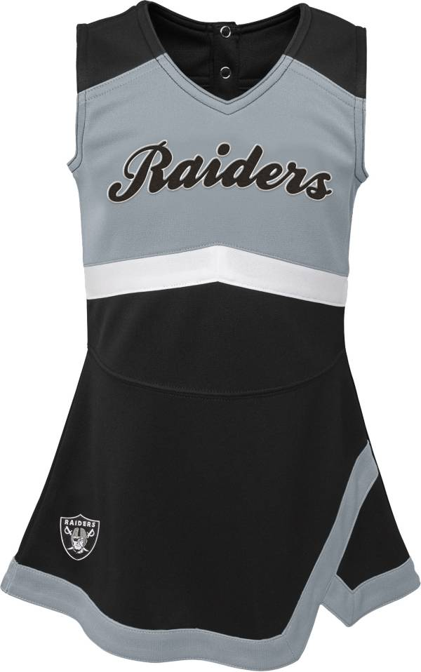Gen2 Infant Toddler Las Vegas Raiders Cheer Dress product image
