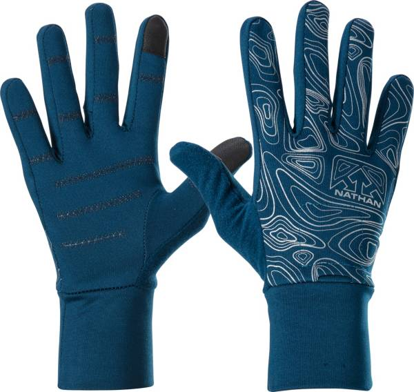 Nathan Women's HyperNight Reflective Running Gloves product image