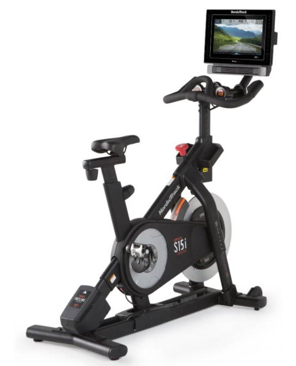 NordicTrack Commercial S15i Studio Cycle product image
