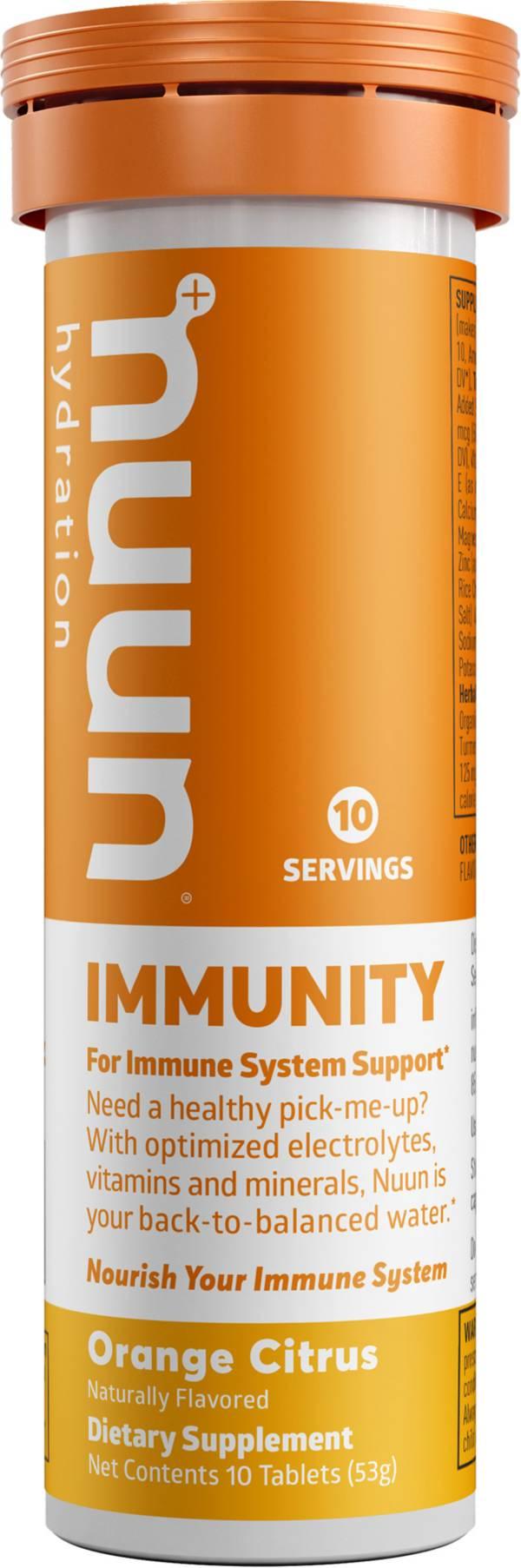 Nuun Immunity Orange Citrus 10 Tablets product image