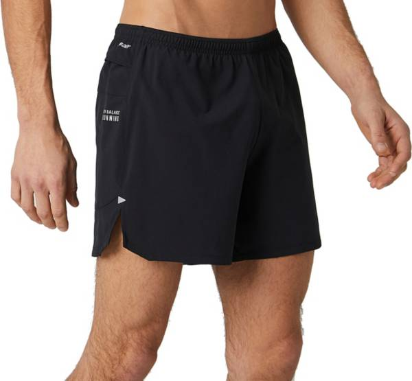 "New Balance Men's Impact Run 5"" Shorts product image"