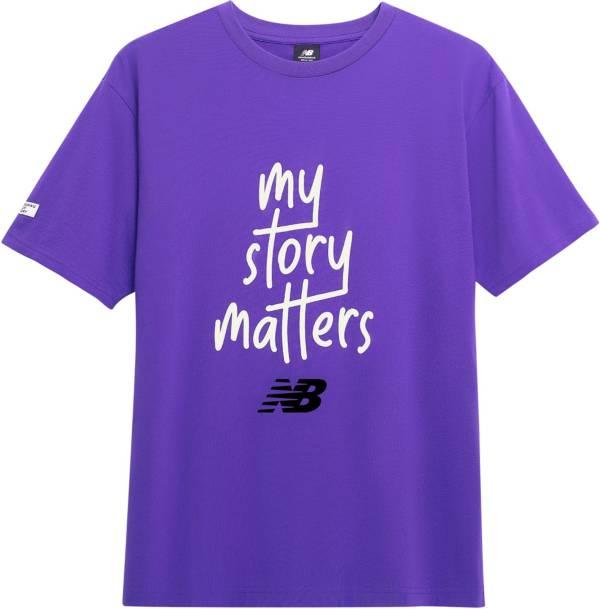 New Balance My Story Matters Graphic T-Shirt product image