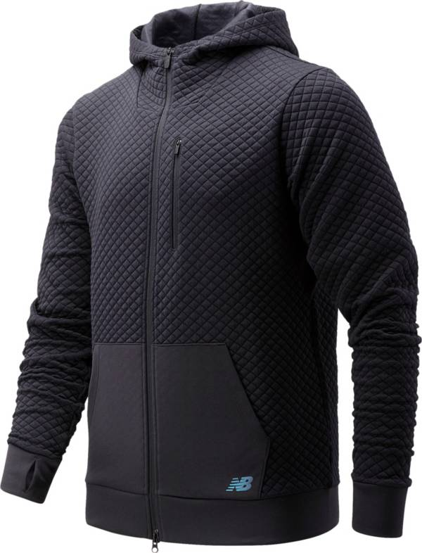 New Balance Men's Heat Loft Full Zip Fleece Jacket product image