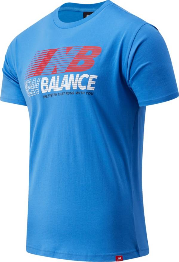New Balance Men's Essentials Speed Action T-Shirt product image