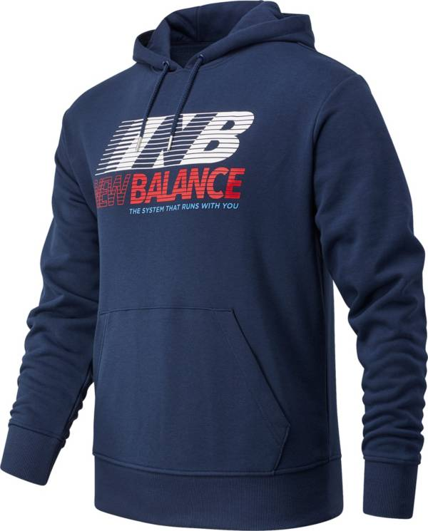 New Balance Men's Essentials Speed Pullover Hoodie product image