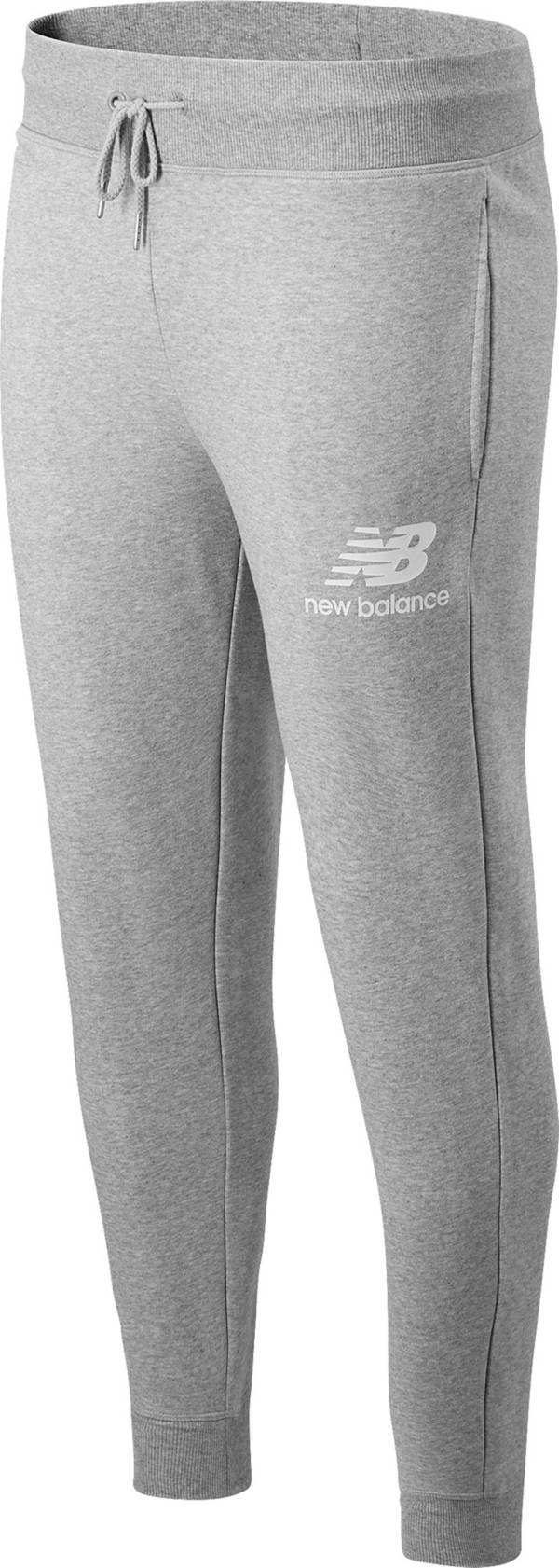 New Balance Men's Essentials Stacked Logo Sweatpants product image