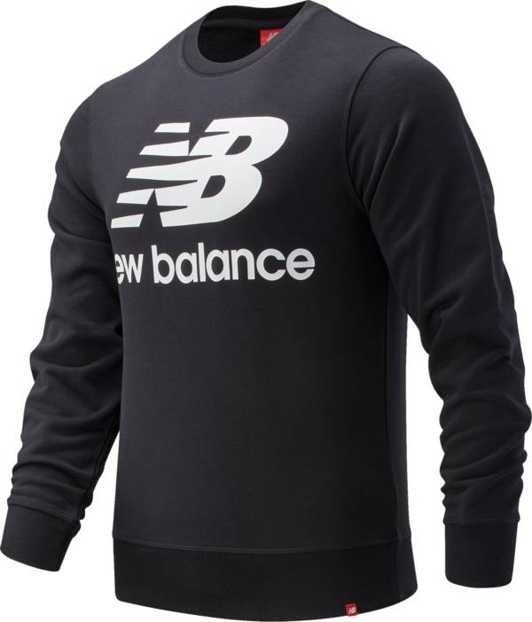 New Balance Men's Essentials Stacked Crewneck Pullover product image