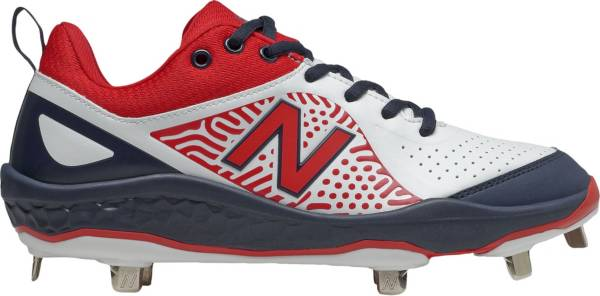 New Balance Women's Fresh Foam Velo 2 Metal Fastpitch Softball Cleats product image