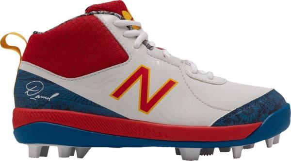New Balance Kids' 3000 V5 David Sunflower Seeds RM Baseball Cleats product image