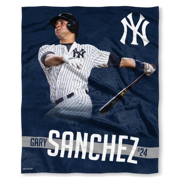 TheNorthwest New York Yankees 50'' x 60'' Gary Sanchez Throw product image