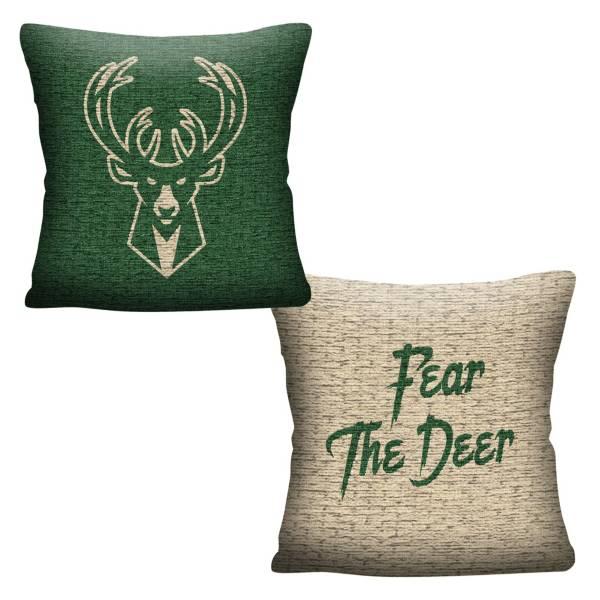 Northwest Milwaukee Bucks Invert Pillow product image