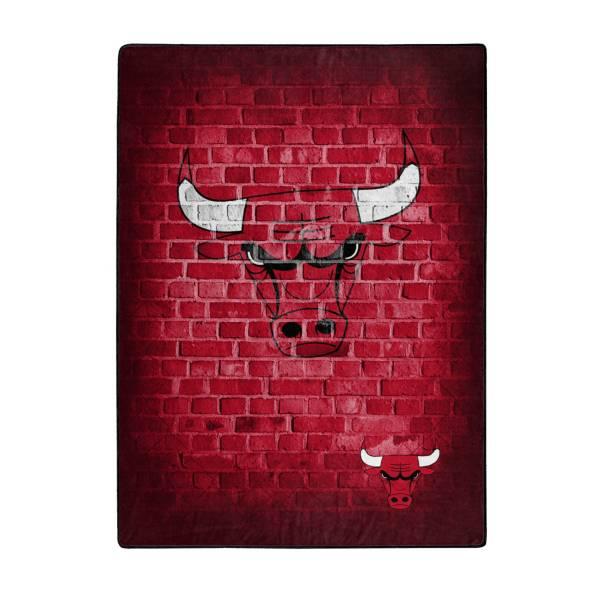 Chicago Bulls 50'' x 60'' Street Play Raschel product image