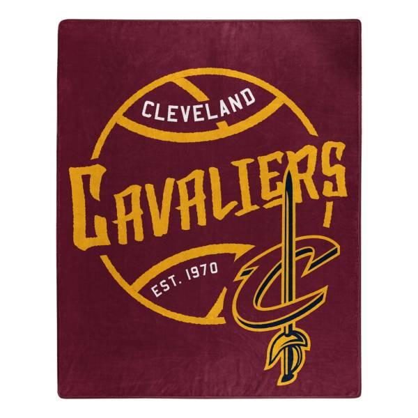 Cleveland Cavaliers 50'' x 60'' Blacktop Raschel product image