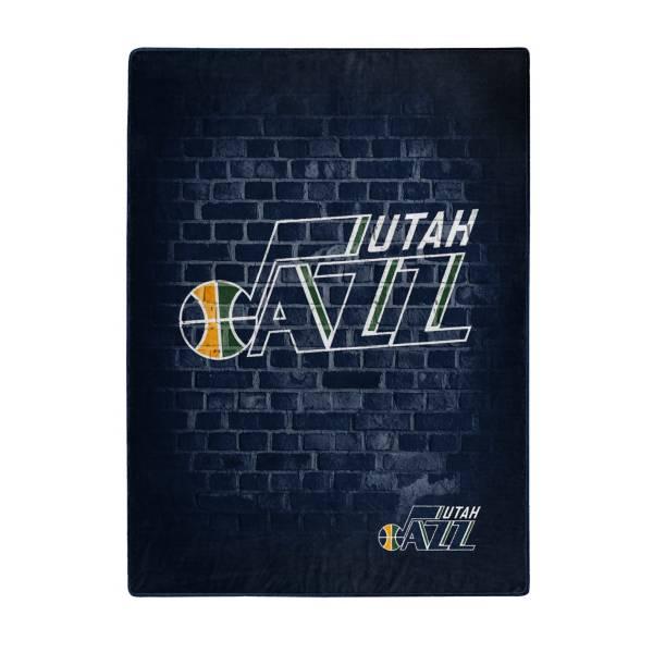 Utah Jazz 50'' x 60'' Street Play Raschel product image
