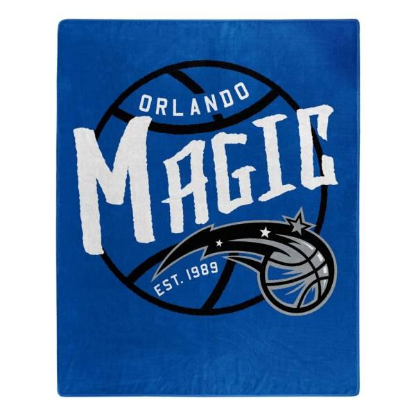 Orlando Magic 50'' x 60'' Blacktop Raschel product image