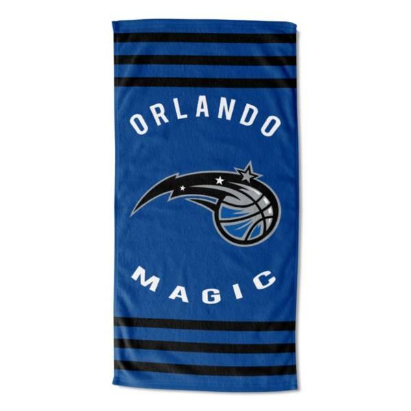 Northwest Orlando Magic Stripes Beach Towel product image