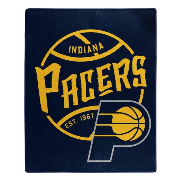 Indiana Pacers 50'' x 60'' Blacktop Raschel product image