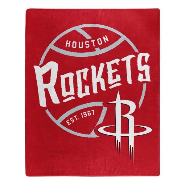 Houston Rockets 50'' x 60'' Blacktop Raschel product image