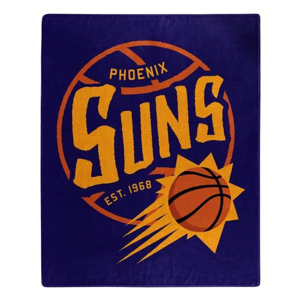 Phoenix Suns 50'' x 60'' Blacktop Raschel product image