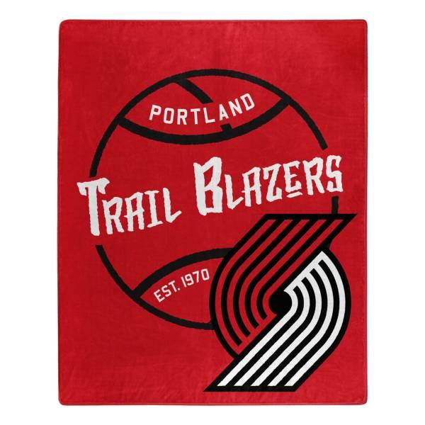 Portland Trail Blazers 50'' x 60'' Blacktop Raschel product image
