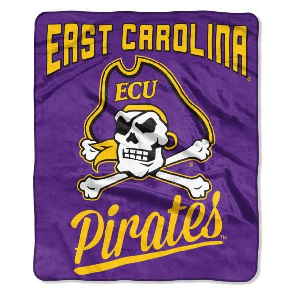 Eastern Carolina Pirates 50'' x 60'' Alumni Raschel product image
