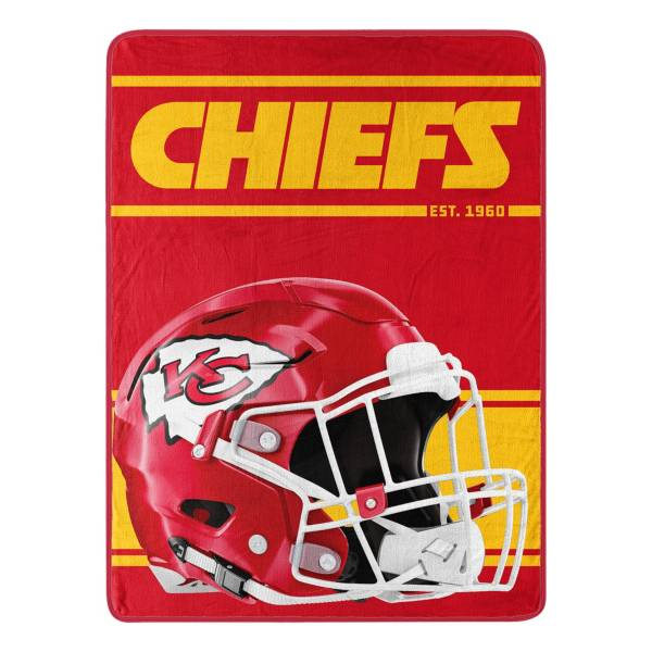 Northwest Kansas City Chiefs Throw Blanket product image