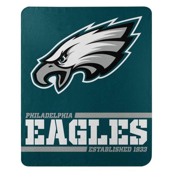 TheNorthwest Philadelphia Eagles 50'' x 60'' Split Wide Fleece Blanket product image