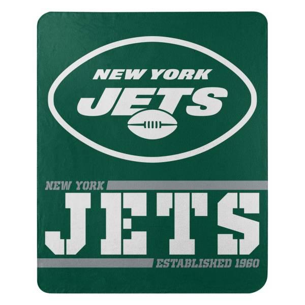 TheNorthwest New York Jets 50'' x 60'' Split Wide Fleece Blanket product image
