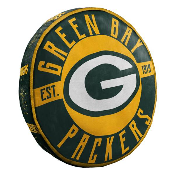 TheNorthwest Green Bay Packers Cloud Pillow product image