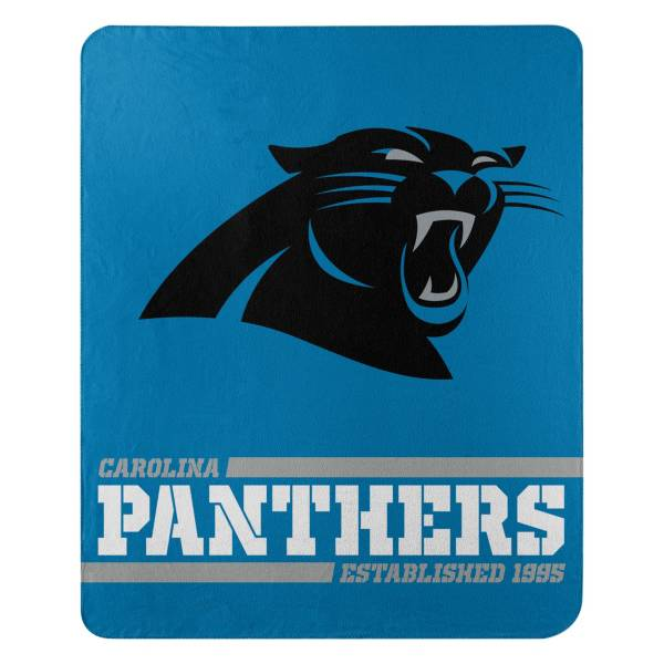 TheNorthwest Carolina Panthers 50'' x 60'' Split Wide Fleece Blanket product image