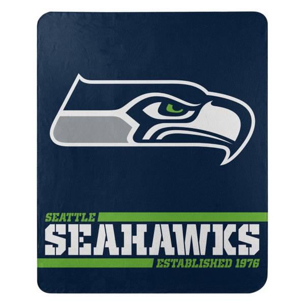 TheNorthwest Seattle Seahawks 50'' x 60'' Split Wide Fleece Blanket product image