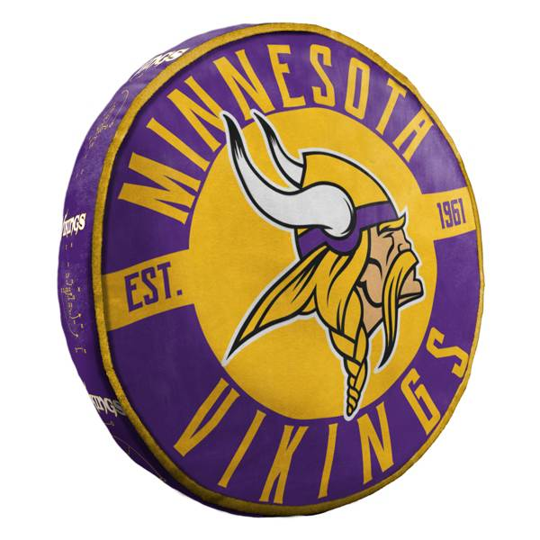 TheNorthwest Minnesota Vikings Cloud Pillow product image