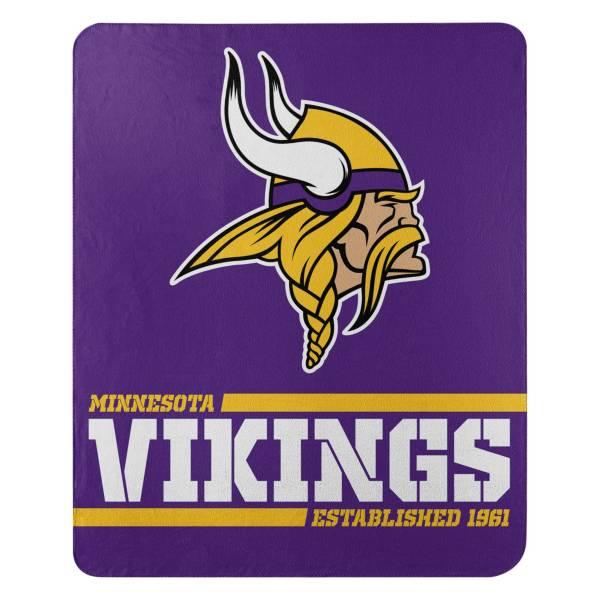 TheNorthwest Minnesota Vikings 50'' x 60'' Split Wide Fleece Blanket product image