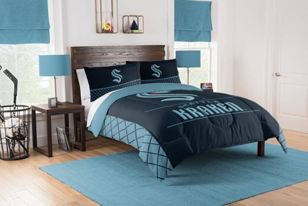 TheNorthwest Seattle Kraken Full/Queen Comforter Set product image