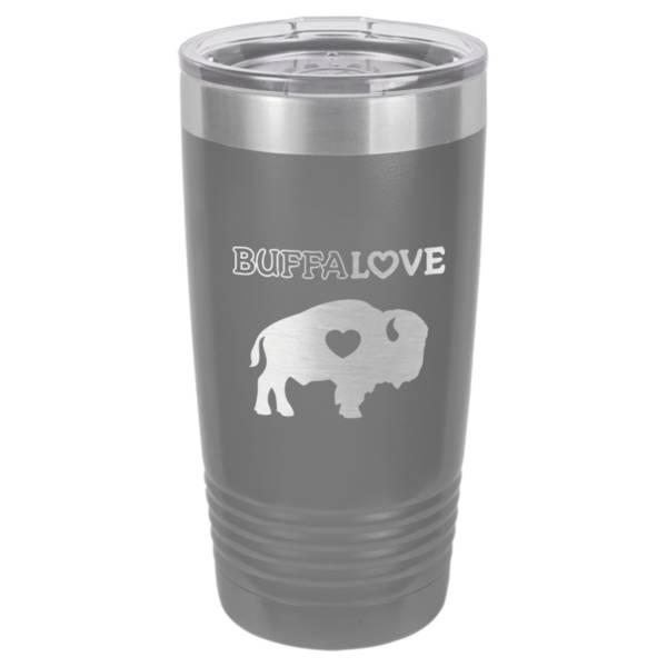 BuffaLove Grey 20oz. Tumbler product image