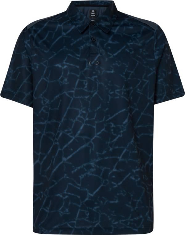 Oakley Men's Broken Glass Golf Polo Shirt product image