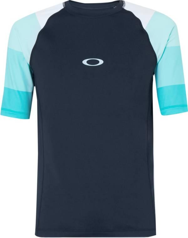 Oakley Men's Grad Stripes Short Sleeve Rash Guard product image