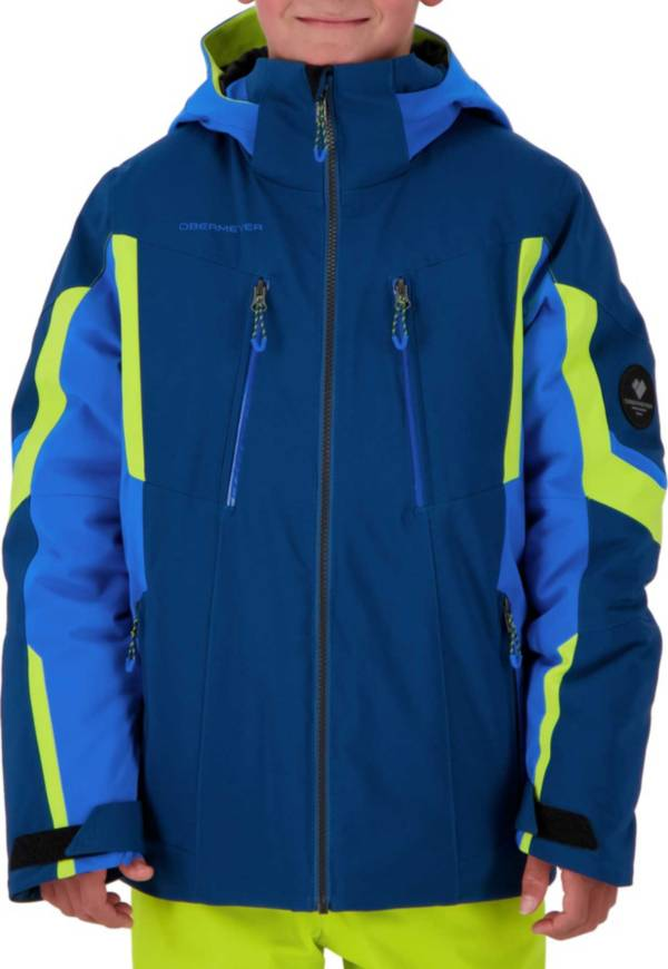 Obermeyer Junior's Mach 11 Winter Jacket product image