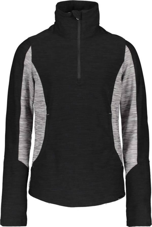 Obermeyer Junior's Clara ¼ Zip Long Sleeve Shirt product image