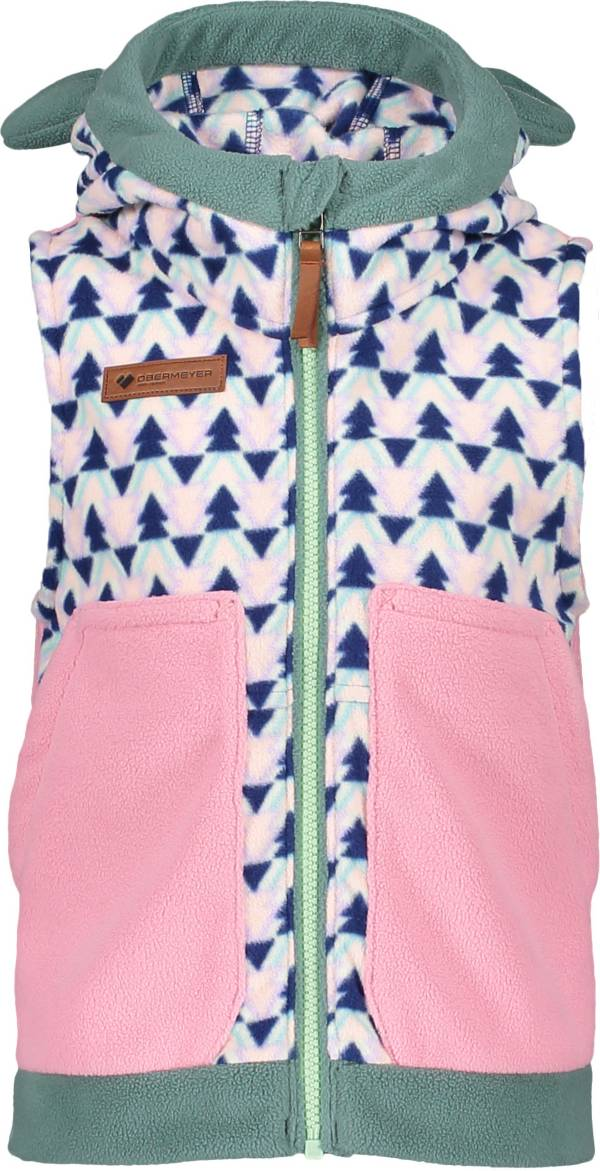 Obermeyer Youth Logan Fleece Vest product image