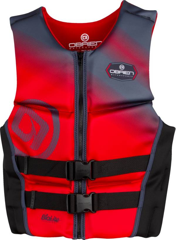 O'Brien Men's Flex V-Back Neoprene Life Vest product image