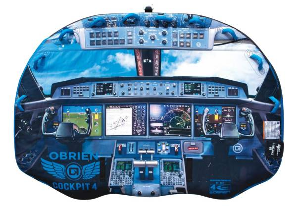 O'Brien Cockpit 4 Towable Tube product image