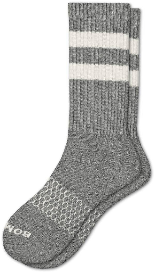 Bombas Men's Vintage Stripe Calf Socks product image