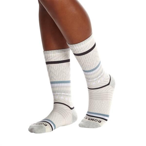 Bombas Women's Chevron Geo Fairisle Calf Socks product image