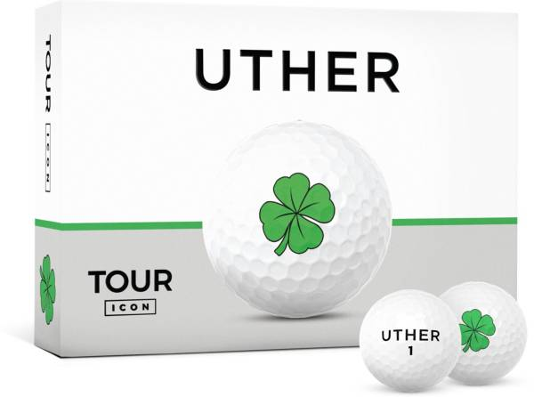 Uther Tour Lucky Clover Golf Balls product image