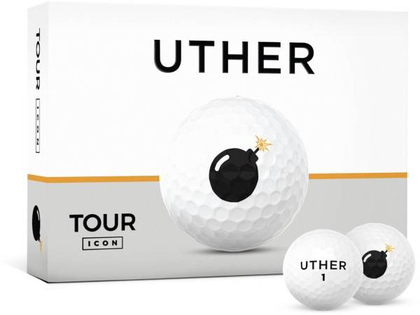 Uther Tour Hit Bombs Golf Balls product image